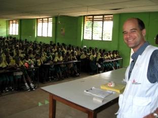 Paul @ Elelenwo School
