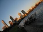 Perth Skyline &Waterfrot