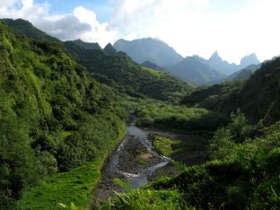Tahiti Gorgeous Valley 2