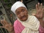 Woman in SajikTampak