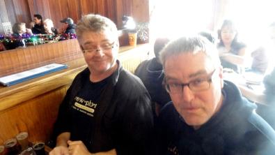 Chuck & Steve @ RR2
