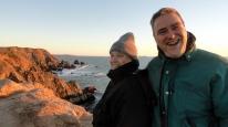 Moms - Steve at Bodega Head