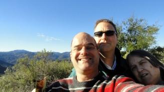 PaulSteveMom Selfie Armstrong Grove