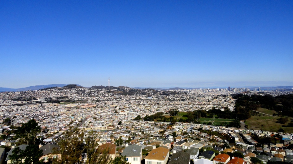 View from San Bruno Mtn 3
