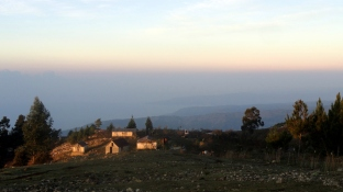 Village Morning 2