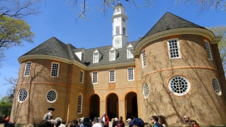 Colonial Williamsburg - Capitol