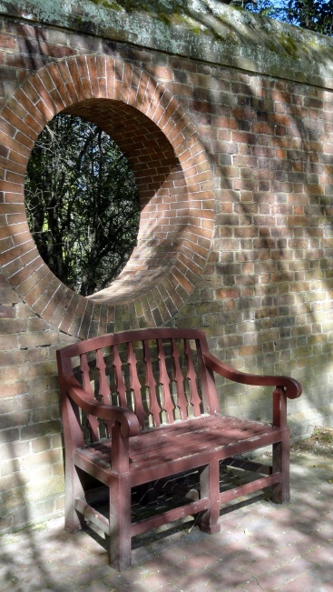 Governor's Palace Garden - Contemplation Space
