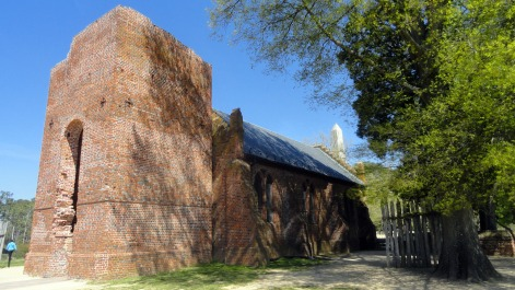 Jamestown Site Church