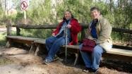 Mom & Judy at Jamestown