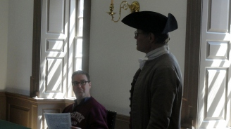 Steve in Colonial Capitol Building3