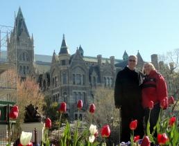 Steve & Mom in Richmond VA