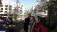 Steve Mom Judy VA Capitol Grounds 1