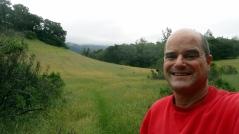 Paul on Richardson Trail