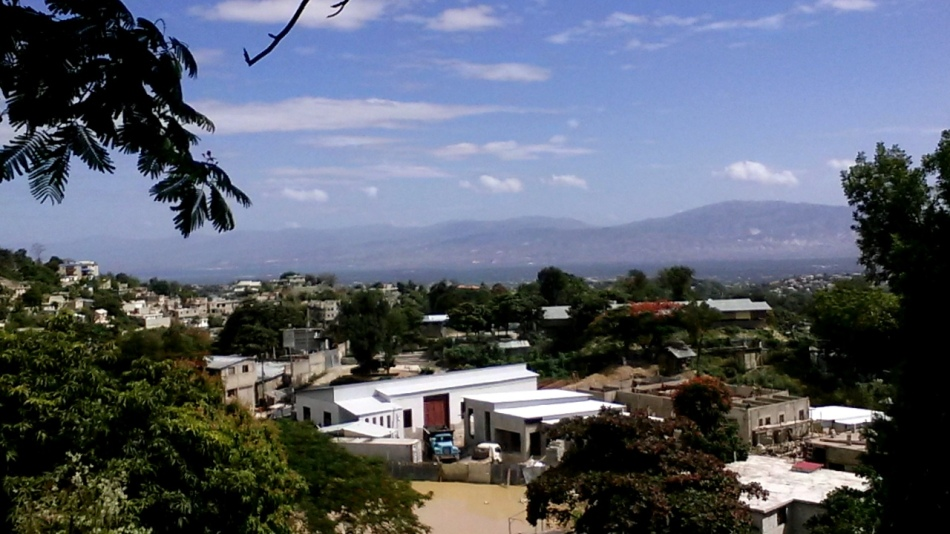La Plaine from Peguy-Ville