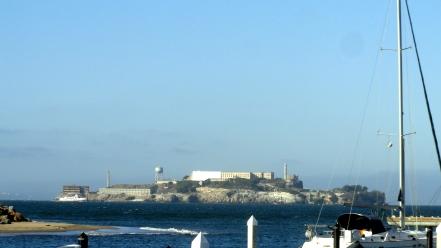 Alcatraz from Marina