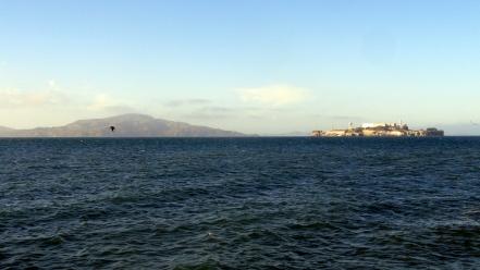 Angel & Alcatraz from Marina