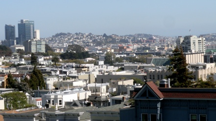 Houses & Potrero from AP