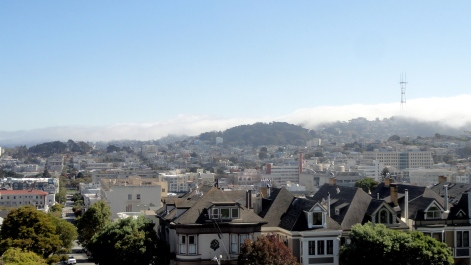 Houses & Twin Peaks from AP