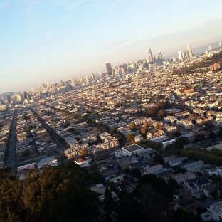 city-at-sunset