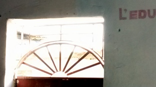 sunlight-through-grille