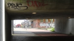 Tunnel & Graffiti