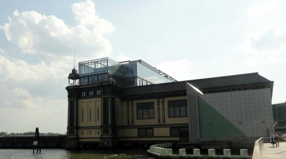 Governor's Island Ferry