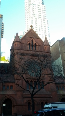 NYC Church