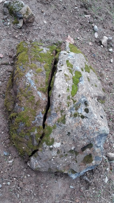 171112 Annadel broken rock