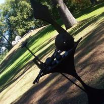 momo toro hillside lawn