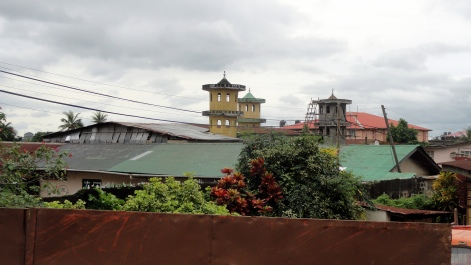 Freetown Rooftops