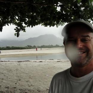 River 2 Beach - selfie