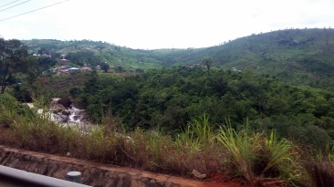 Road to Freetown