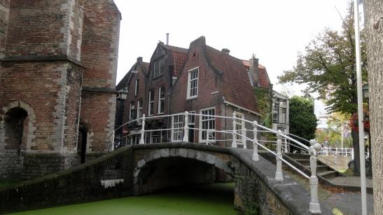 Green Canal & White Bridge