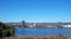 Lake Merrit & Hills