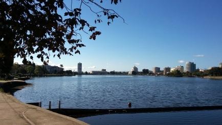 Lake Merrit Skyline