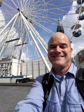 Paul at Delft