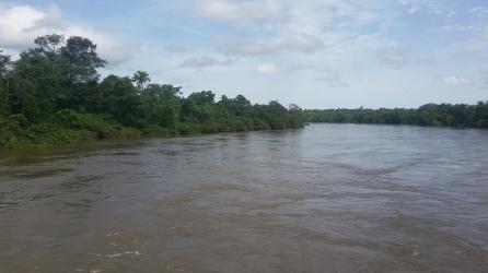 Rain Swollen River 2