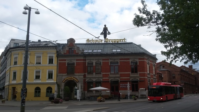 1806 Oslo - Brewery