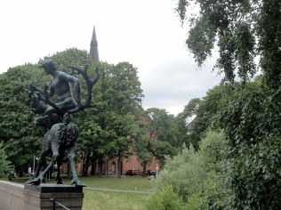 1806 Oslo - Bridge Sculpture 2