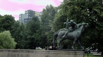 1806 Oslo - Bridge Sculpture 4