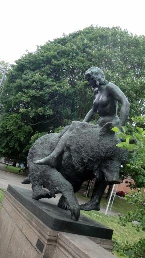 1806 Oslo - Bridge Sculpture 7
