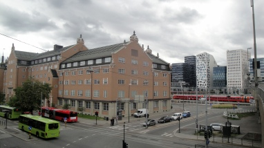 1806 Oslo - Central Station