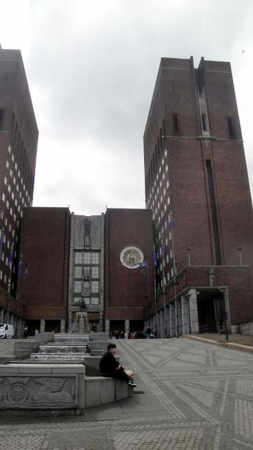 1806 Oslo - City Hall 2
