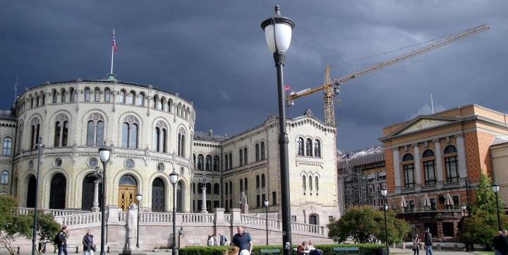 1806 Oslo - Parliament 1