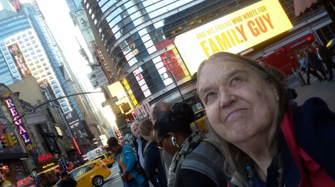 171013 Mom - NYC