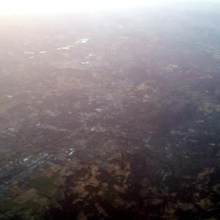 1806 Santa Rosa from the Air