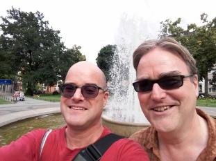 1806 selfie w Steve Berlin
