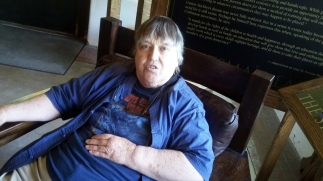 1808 Mom at Stickley House 2