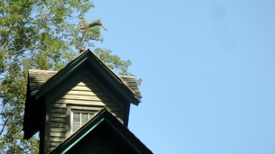 1808 Waterloo Village Weathervane