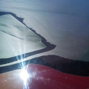 20171021 East Bay Salt Flats